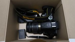 Nikon D5200 Digital SLR Camera for sale