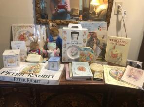 Beatrix Potter  Nursery Lot!! for sale