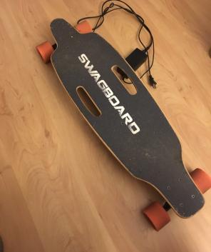 SWAGTRON SwagBoard Electric Longboard for sale