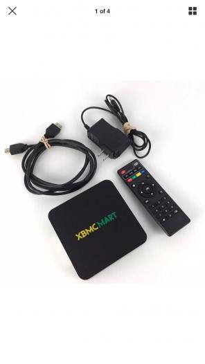 XBMCMart Android TV Box Mini PC for sale