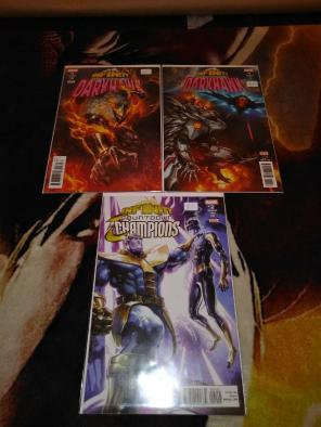Used, Infinity countdown comic book lot for sale