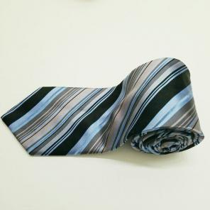 bdf1deb0805085 Ted Baker - Ted Baker Men s Blue Striped Tie.