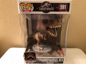 10 Inch T Rex Target Jurassic World for sale