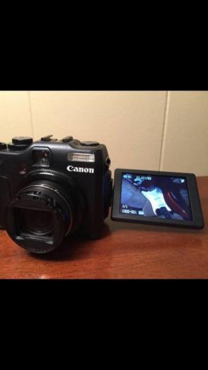 Canon Digital G12 Camera for sale
