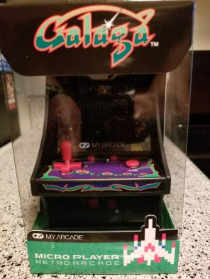 Galaga arcade video game namco bandai for sale
