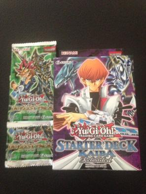 Yugioh Kaiba Reloaded Deck, used for sale