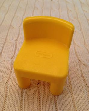 Little Tikes - Vintage Yellow Little Tikes Chair & Little Tikes Toys for Kids | Mercari