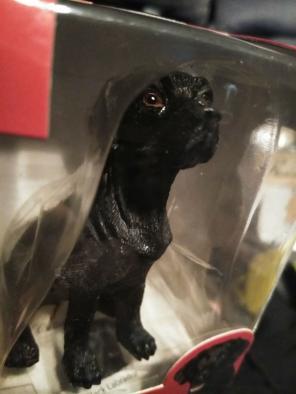 BLACK LABRADOR Limited Edition Ornament for sale