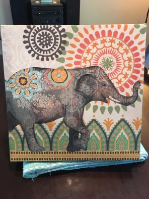 Elephant Wall Decor for sale