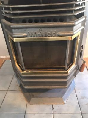 Whitfield Pellet Stove For Sale Only 2 Left At 75