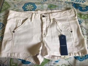 New Women's G-Star Raw Shorts Sz 27 for sale
