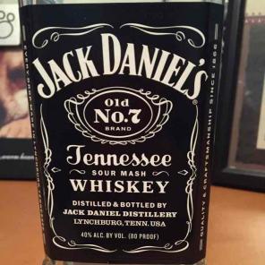Used, Jack Daniels bottle for sale