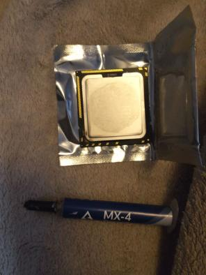 Intel Core i7-920 Quad Core 2.66GHz 4.80 for sale