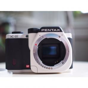 Pentax K-01 Mirrorless Digital Camera for sale