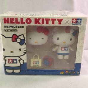 Hello kitty Revoltech Kaiyodo Tamiya for sale