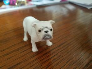 Hagen Renaker Dog Mini Figurine Bulldog for sale