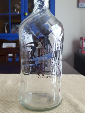 Jack Daniels whiskey bottle for sale