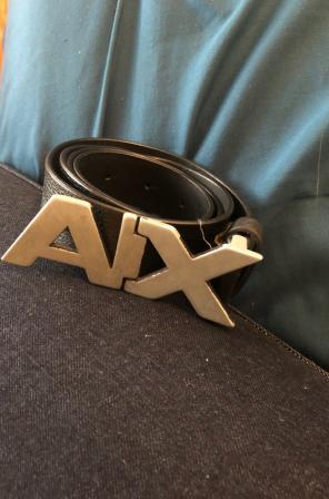 Ax Armani Exchange Belts For Men Mercari