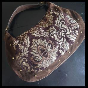 Festival Hippie Boho Tapestry Woven Bag for sale