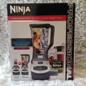 Ninja BL660 Professional Blender w/cups for sale