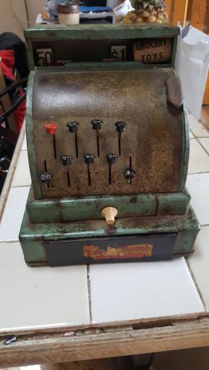 Tom Thumb Cash Register for sale