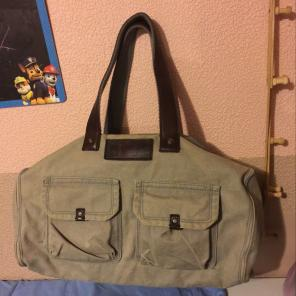 Abercrombie Carry On Bag/duffle Bag, used for sale