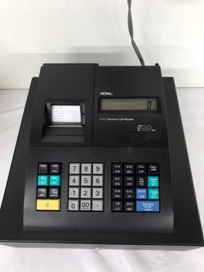 Royal 210DX  Electronic Cash Register, used for sale