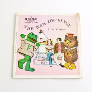 ViewMaster New Zoo Revue 3 Reels '72 GAF, used for sale