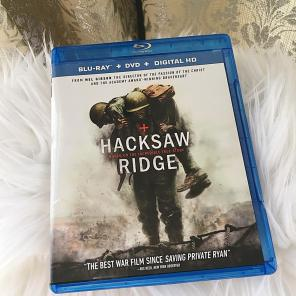 Used, Hacksaw Ridge Blue-Ray Disc for sale