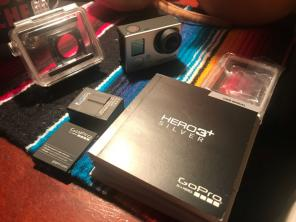 GoPro Hero 3 Silver for sale