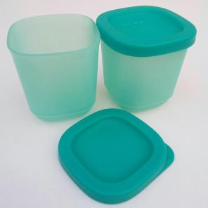 Tupperware Mini refrigerator Bowl New for sale