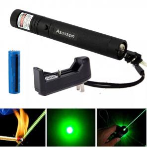 Used, Military Green Laser for sale