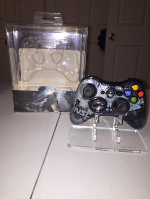 Halo 4 Xbox 360 Rare LE Controller, used for sale