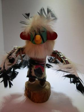 Native American Kachina Eagle Dancer for sale
