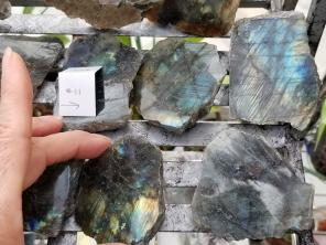 Labradorite slabs  $11 each for sale
