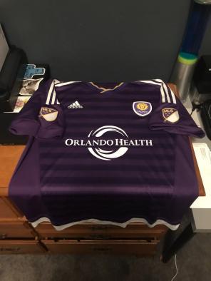 Orlando City Kaka Soccer Jersey for sale