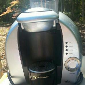 Tassimo Coffee Machine, used for sale