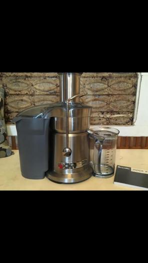 Breville Juice Fountain Elite 800JEXL for sale