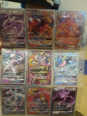 Used, GX & EX Pokemon Cards for sale