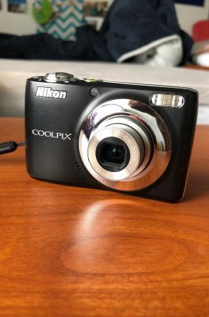 Used, Nikon Coolpix Camera for sale