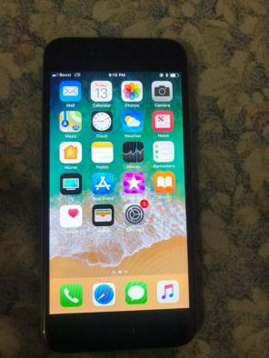 iPhone 6 32gb Sprint/ Boost Mobile for sale