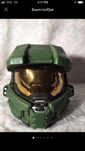 Bundle Halo Helmet Medieval Dress Ammo for sale