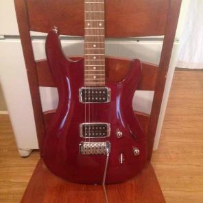 Ibanez electric guitar. Beautiful guitar for sale