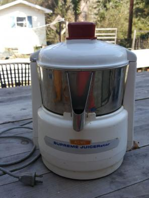Acme Supreme Juicerator for sale