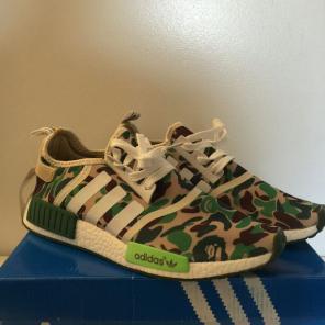 Adidas Nmd R1 Glitch