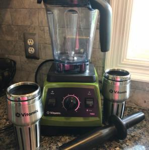 Vitamix 7500 Low Profile - GREEN! for sale