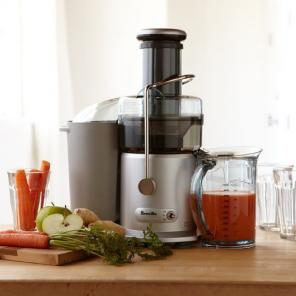 Breville Fountain Plus Juicer JE98XL, used for sale