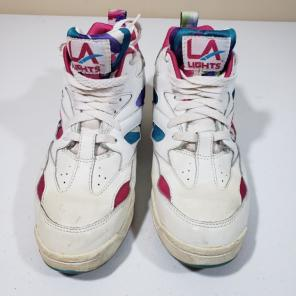 LA Gear Lights Sneakers Hi Tops Vintage for sale