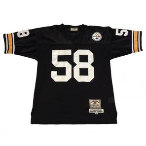 Pittsburgh Steelers Jack Lambert Jersey, used for sale