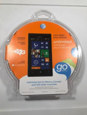 AT&T Nokia Lumia 520 Phone Brand New for sale